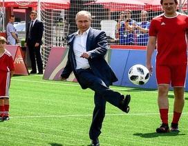Chiến thắng vang dội nhất của Tổng thống Putin năm 2018