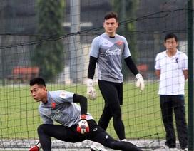 Đặng Văn Lâm có nhiều cơ hội là thủ môn số 1 của Muangthong United