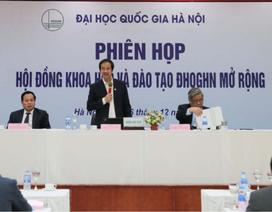 ĐH Quốc gia Hà Nội tập trung đổi mới đào tạo cử nhân tài năng, chất lượng cao