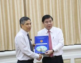 Ông Lê Nguyễn Minh Quang thôi chức Trưởng Ban Quản lý Đường sắt đô thị TPHCM