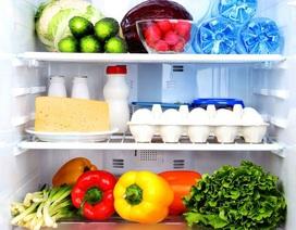 Cách bảo quản thức ăn trong tủ lạnh ngày Tết