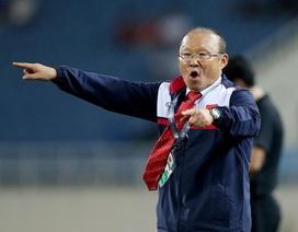 Thầy Park đấu trí với những HLV người châu Âu tại Asian Cup 2019