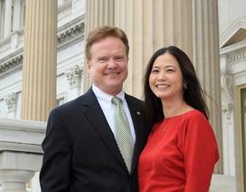 Ứng viên Bộ trưởng Quốc phòng Mỹ có vợ gốc Việt