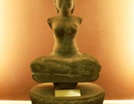 Tượng Uma Dương Lệ được công nhận là bảo vật Quốc gia