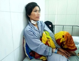 Khởi tố người chồng bạo hành dã man, cắt tai vợ cũ