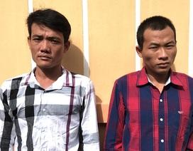 Chống người thi hành công vụ còn ra bến phà cướp giật tài sản