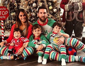 """Cận cảnh kỳ nghỉ năm mới cho thấy Messi """"làm hết sức, chơi hết mình"""""""