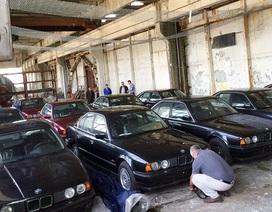 Khó tin: 17.000 USD cho chiếc BMW 5-series chưa hề lăn bánh