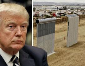 Năm câu hỏi về bức tường biên giới 5,6 tỷ USD của Tổng thống Trump