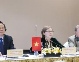 Việt Nam - EU bắt tay chống khai thác gỗ bất hợp pháp