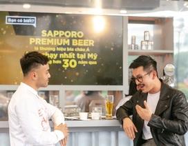 Sau 5 ngày mở cửa, Sapporo Premium Bar mang lại những trải nghiệm khác biệt nào?