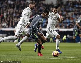 """Thua ê chề ở Bernabeu, Real Madrid """"bật bãi"""" khỏi top 4 La Liga"""