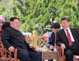 Ông Kim Jong-un bí mật đến Trung Quốc trong đêm