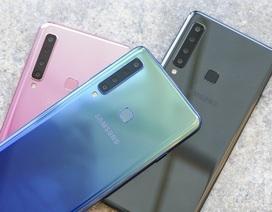 Samsung Galaxy A9- smartphone cận cao cấp được độc giả Dân trí bình chọn nhiều nhất