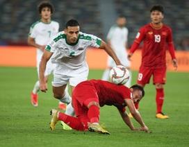 Sự khác biệt của đội tuyển Iraq và Iran so với các giải trẻ