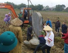 Tôn tạo ngôi mộ cổ hơn 500 năm tuổi