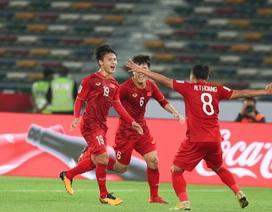 Đội tuyển Việt Nam cần điều kiện gì để đi tiếp ở Asian Cup 2019?
