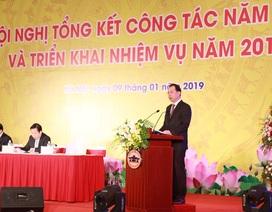 Năm 2018, TKV đạt lợi nhuận gấp đôi dự kiến, nộp ngân sách 16.000 tỷ đồng