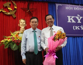 Ông Phan Văn Mãi được bầu làm Chủ tịch HĐND tỉnh Bến Tre