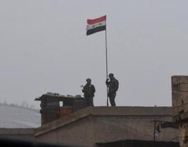 Nga đưa quân vào khu vực do đồng minh của Mỹ kiểm soát ở Syria
