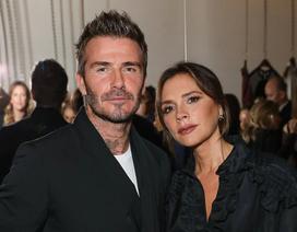 Victoria Beckham thanh lịch bên chồng điển trai