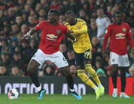 Ba cầu thủ gây thất vọng nhất ở trận Man Utd hòa Arsenal