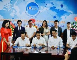 Iwork Group khai trương văn phòng tại Thái Nguyên