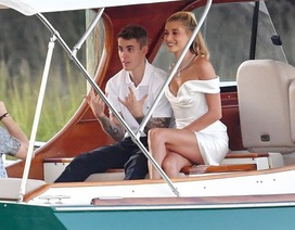 Justin Bieber và Hailey Baldwin đã chính thức trở thành vợ chồng!