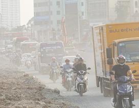 Hà Nội giám sát 24 chỉ tiêu đo mức ô nhiễm tại đô thị