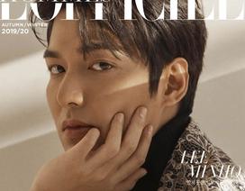 Mỹ nam Lee Min Ho trở lại cuốn hút và nói về tương lai