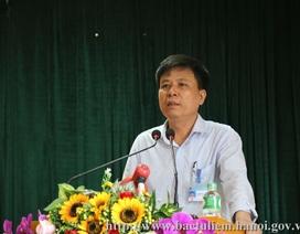 Hà Nội: Ký văn bản trái pháp luật, Chủ tịch phường Đông Ngạc bị kiểm điểm
