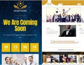"""Mô hình giáo dục trực tuyến Edunetwork: """"Làn gió"""" mới dành cho những người kinh doanh online"""