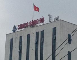 """Simco Sông Đà báo lỗ, dự án triệu đô tại nước ngoài tạm """"đóng cửa"""""""