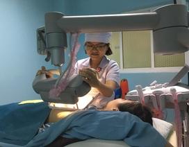 Tầm soát ung thư vú miễn phí cho hàng trăm chị em phụ nữ