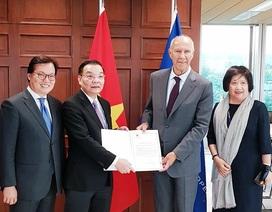 Việt Nam gia nhập Thỏa ước La-hay về đăng ký quốc tế kiểu dáng công nghiệp