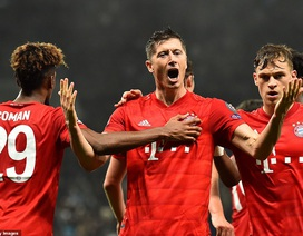 Những khoảnh khắc Bayern Munich đại thắng Tottenham với tỷ số khó tin