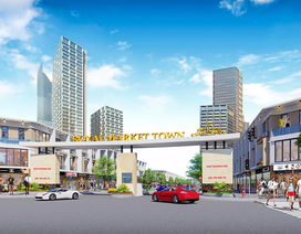 Bình Dương lần đầu tiên xuất hiện dự án đô thị kiểu mẫu Royal Market Town