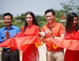 Dàn sao quyên góp xây cầu vượt lũ Quảng Bình