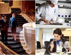 Du học trường top thế giới – Thực tập hưởng lương khách sạn 5 sao