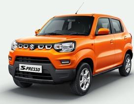Không điều hoà, không trợ lực lái, Suzuki S-Presso giá chỉ từ 120 triệu đồng
