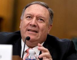 Ngoại trưởng Mỹ mâu thuẫn dữ dội với phe Dân chủ vì Tổng thống Trump