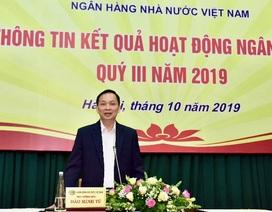 Phó Thống đốc Đào Minh Tú: Không tăng lãi suất những tháng cuối năm