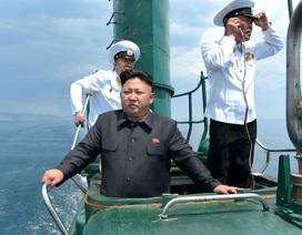 Triều Tiên có thể đã phóng tên lửa từ tàu ngầm
