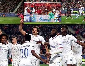 Chelsea thắng Lille, Lampard có chiến thắng đầu tiên ở Champions League
