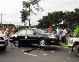 """Vụ giang hồ """"vây"""" xe chở công an: Triệu tập vợ cựu Giám đốc Công an tỉnh Đồng Nai"""