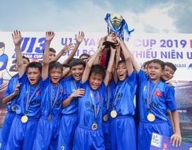 10 khoảnh khắc ấn tượng nhất mùa giải U13 Yamaha Cup 2019