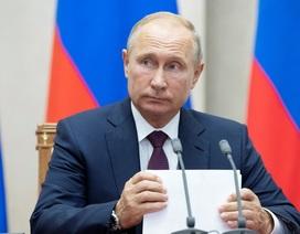 Đường trở thành tổng thống Nga của ông Putin từng suýt gặp trở ngại