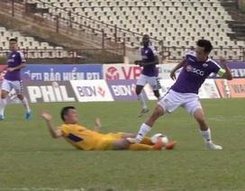 Văn Quyết bị treo giò đến hết mùa giải V-League 2019