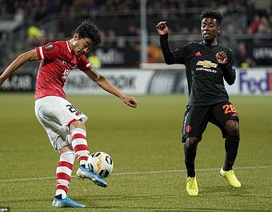 MU lập kỷ lục tệ hại sau trận hòa trước AZ Alkmaar