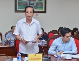 Bộ trưởng Đào Ngọc Dung: Không có chuyện vỡ quỹ bảo hiểm xã hội